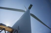 Turbine Amalia windfarm