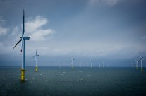 Butendiek offshore windfarm, Denmark