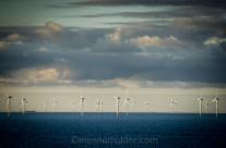 Offshore windfarm Belgium