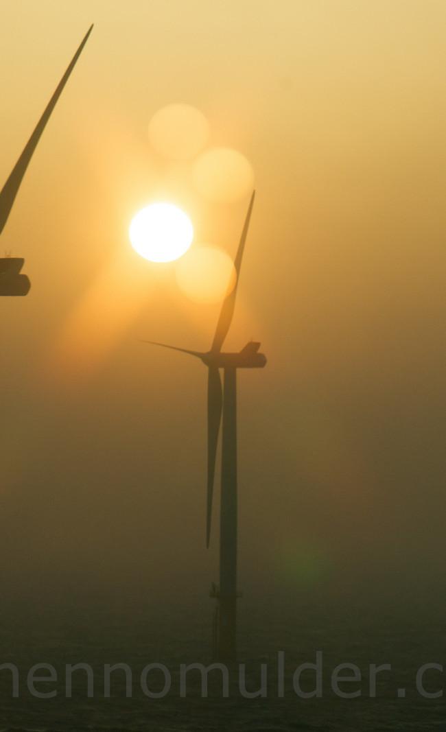 Sunrise offshore windfarm