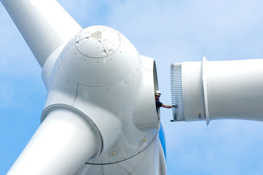 Belwind Offshore Wind Farm