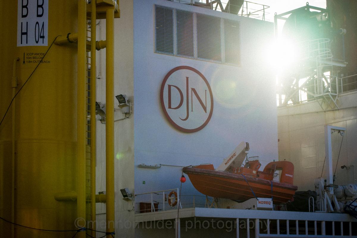 Jan de Nul vessel Vole au Vent